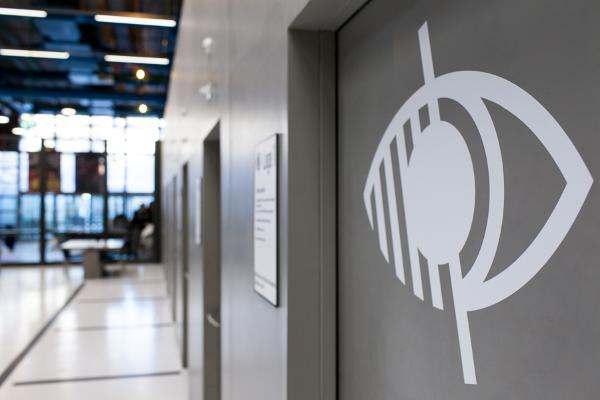 Photo du logo handicap, Bpi