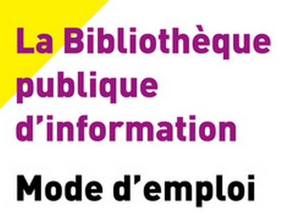 Logo Bpi Mode d'emploi