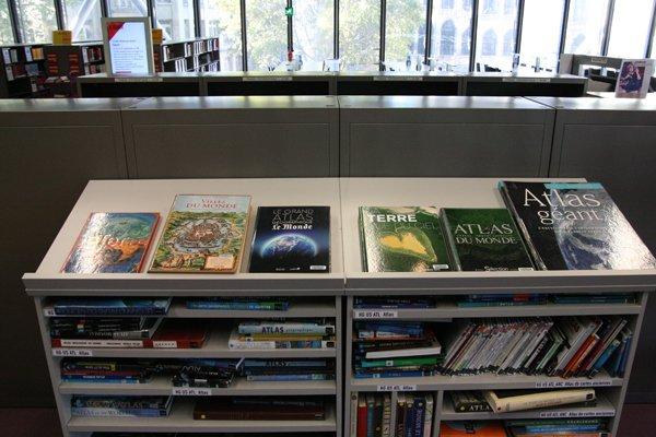 Livres Cartes et atlas