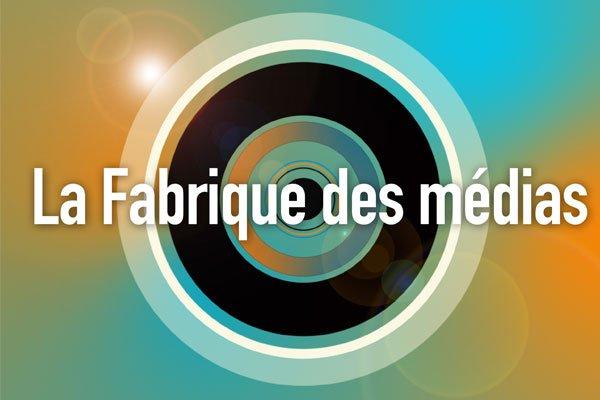 Logo de la fabrique des médias