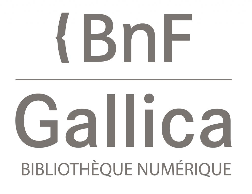 logo de BnF Gallica
