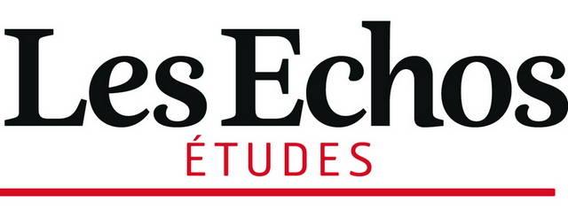 Logo Les Echos Etudes