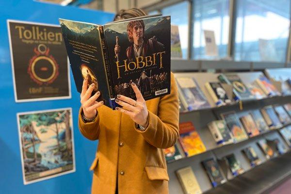 Valorisation Tolkien à la Bpi