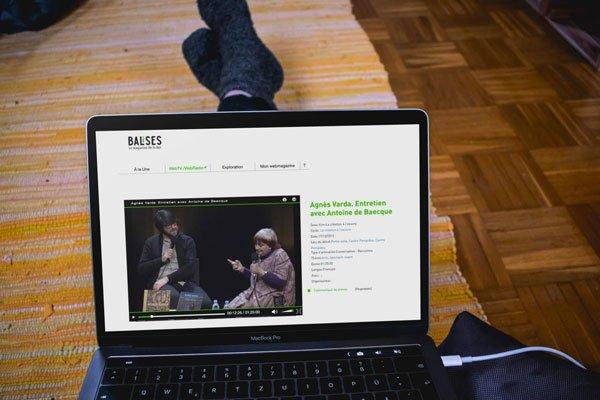 la webtv de la Bpi