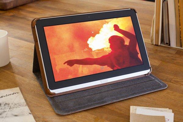 photo d'une tablette numérique