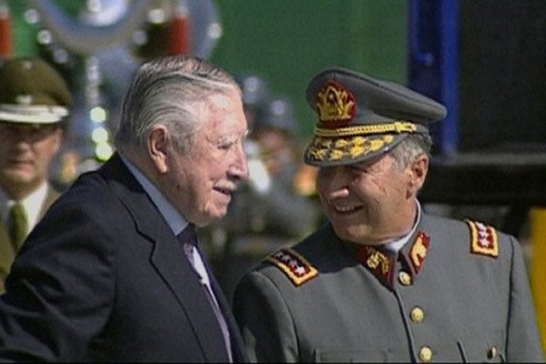 image du film Le cas Pinochet