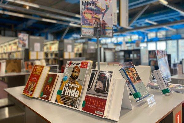 sélection d'ouvrage sur l'Inde