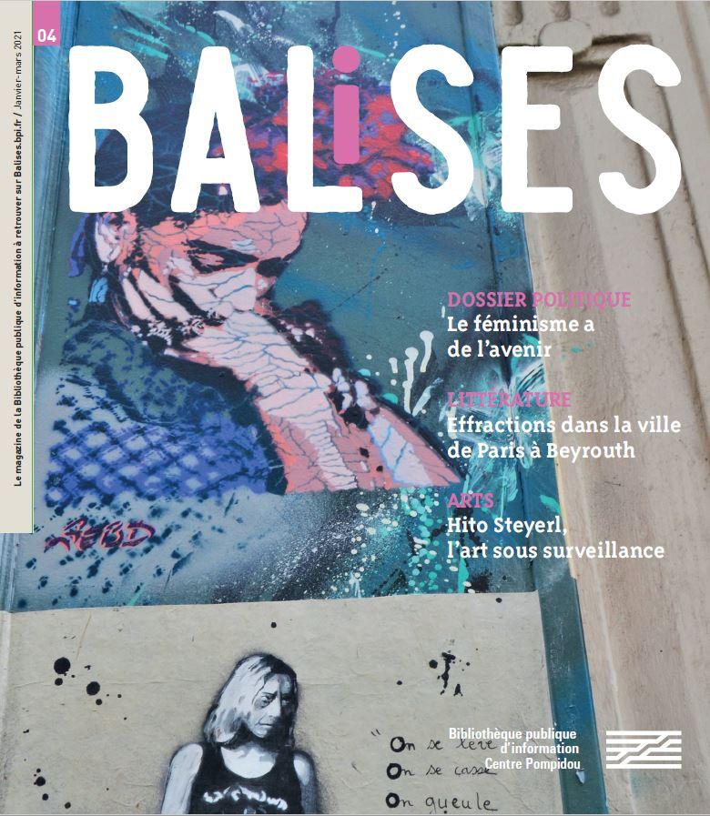 couverture de Balises numéro 4
