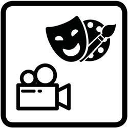 pictogramme des arts