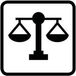 pictogramme du droit