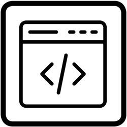 pictogramme de l'informatique