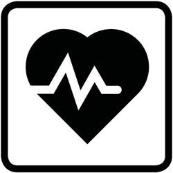 pictogramme de la santé