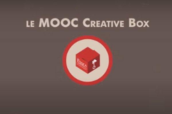 illustration du mooc creative box