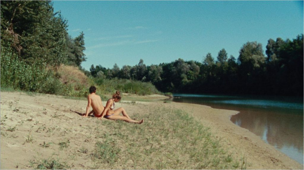 Alessandro Comodin, L'Éte de Giacomo, Documentaire sur grand écran