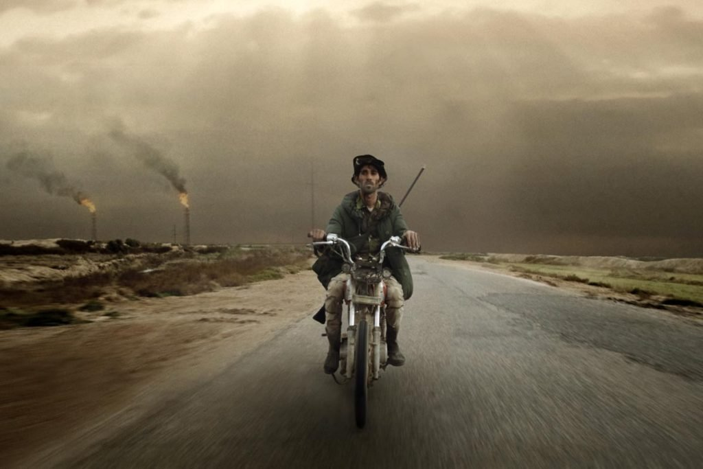 image du film Notturno de Gianfranco Rosi