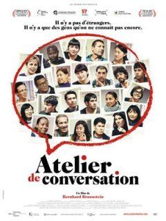 """Affiche du film """"Atelier de conversation"""""""