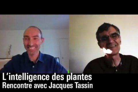 Photo de l'entretien entre Jacques Tassin et Sébastien Gaudelus