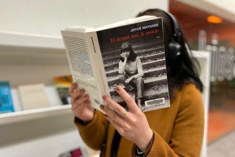 valorisation autobiographie féminine à la Bpi