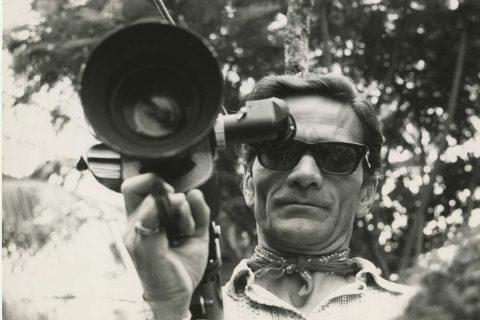 image du film Carnet de notes pour une orestie africaine de Pasolini