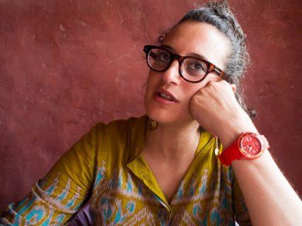 Portrait de Rasha Salti
