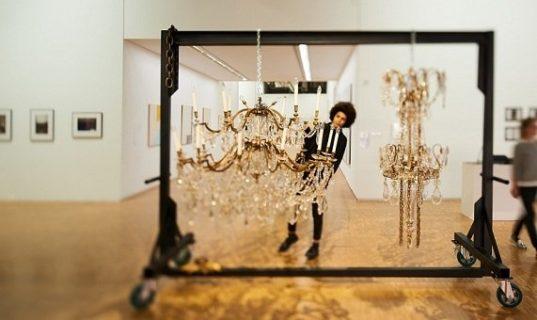 Photo d'une visite au musée