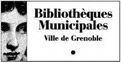 Logo de la BM de Grenoble
