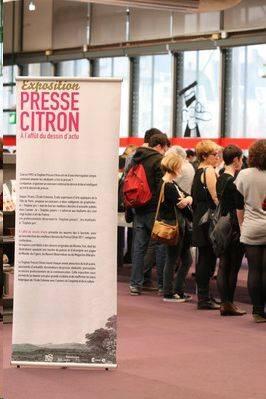 Exposition Presse-citron