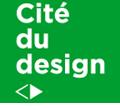 Logo de la cité du design