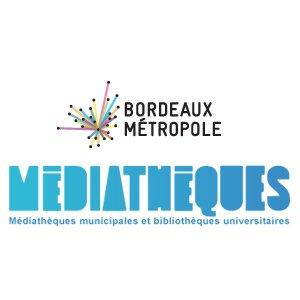 Logo de la bibliothèque municipale de Mériadeck