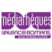 Logo de la médiathèque de Valence