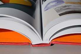 Visuel livre ouvert
