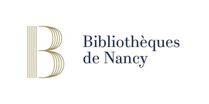 Logo des bibliothèques de Nancy