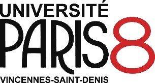Logo de l'université Paris 8