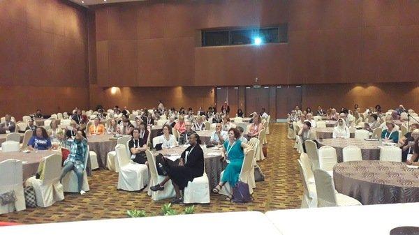 photographie de l'assemblée de l'IFLA