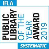 Logo du prix des bibliothèques