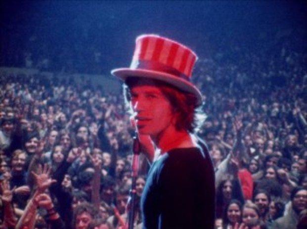 Mick Jagger © Maysles Films