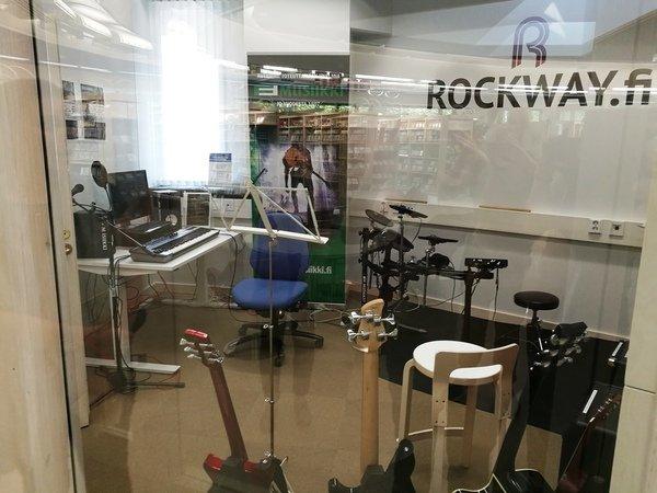photographie intérieure de la rockwayroom