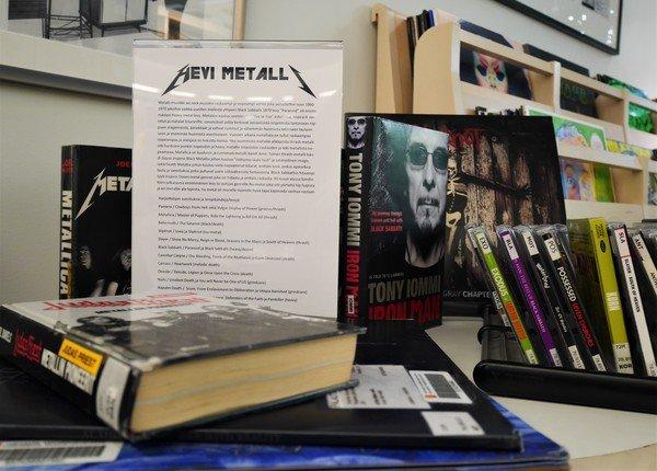 Photographie d'une valorisation heavy metal