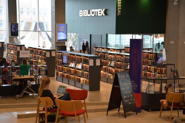 Photographie Dokk1 à Copenhague