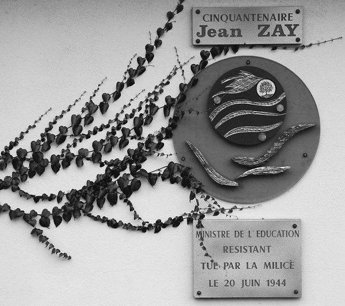 Photo du Mémorial Jean Zay, à Beaumont