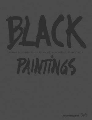 black painting, couverture