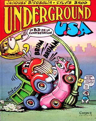 Couverture Uderground USA
