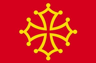 Drapeau de l'Occitanie