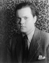 portrait photographie d'Orson Welles