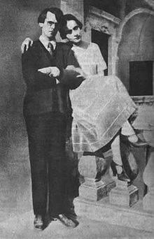 Khodassevich et Nina Berberova