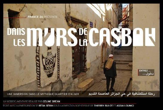 Image du webdoc Dans les murs de la Casbah