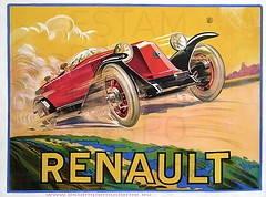 Affiche Citroën 1925