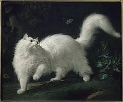 Tableau de J-J. Bachelier Musée Lambinet, Versailles