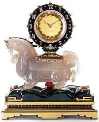 Horloge Cartier