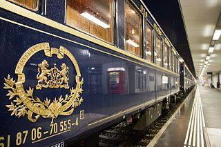 Wagon Orient Express